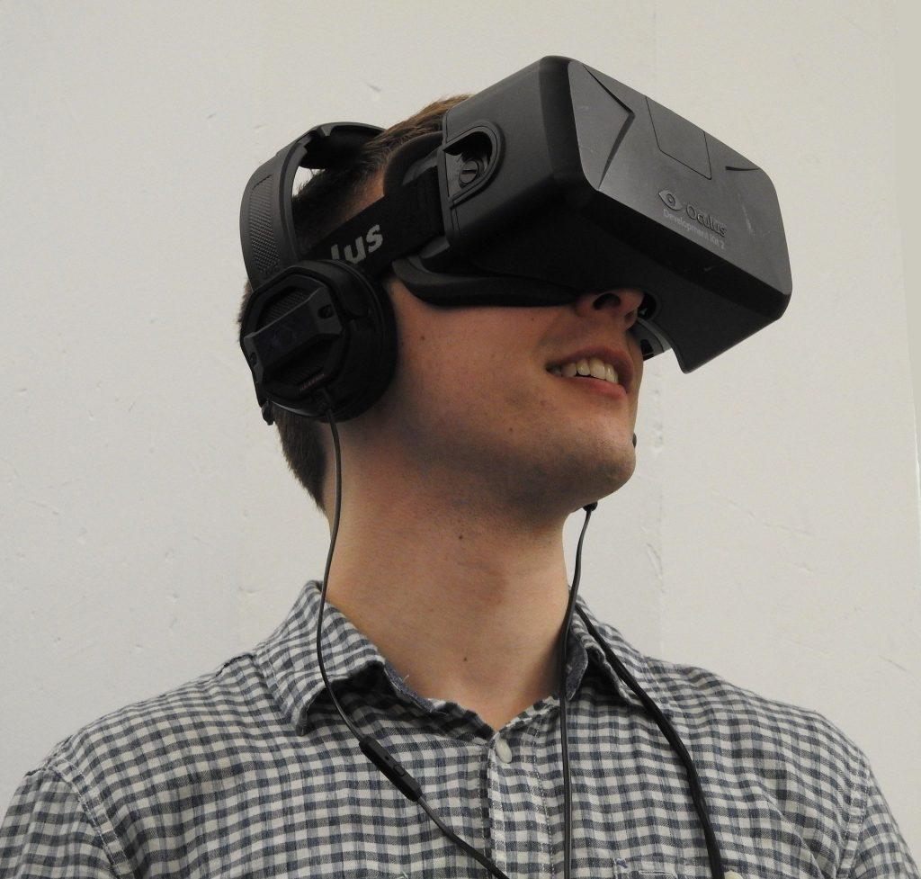 Virtual reality en 2017