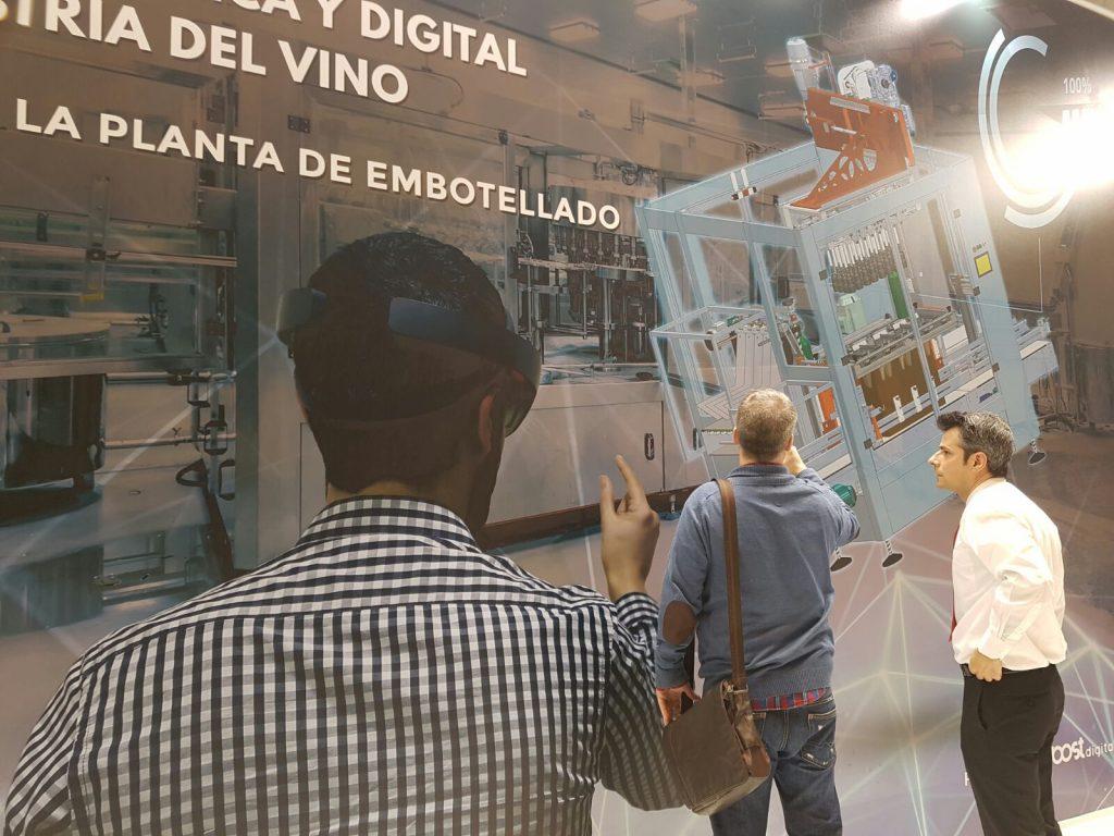 MWC VR y realidad aumentada para la industria del vino