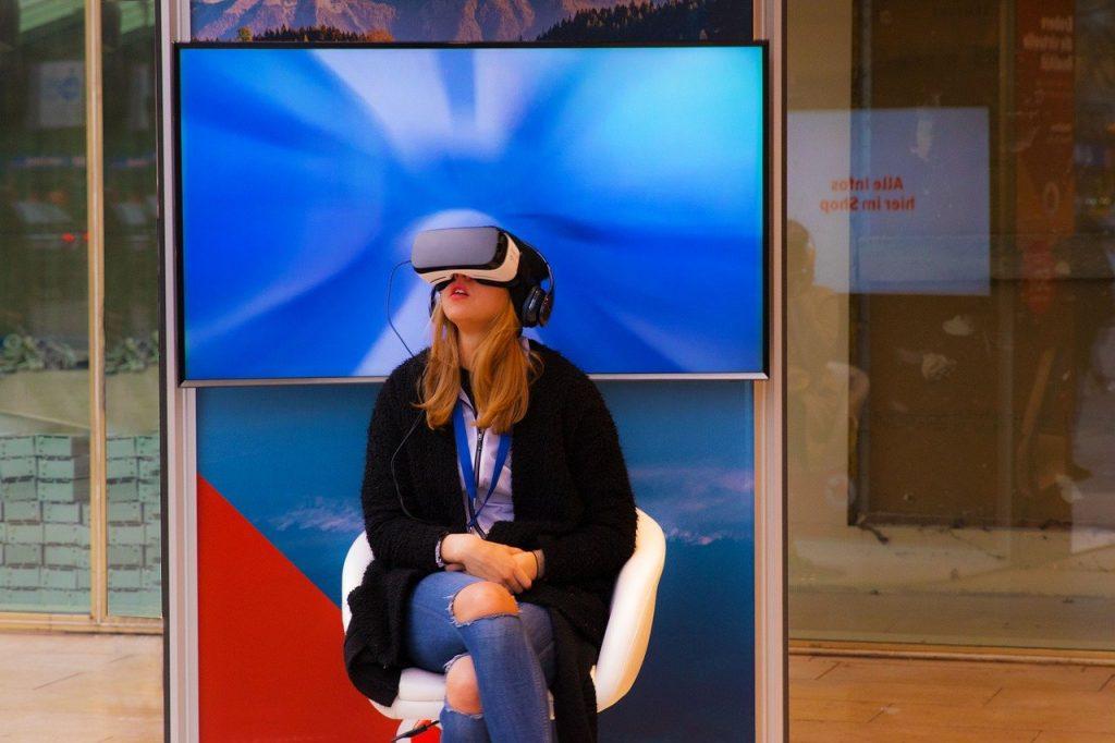 realidad virtual en exposiciones