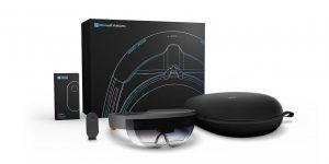 Gafas Microsoft HoloLens